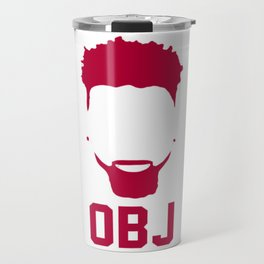 Odell Bechkham Jr. Travel Mug