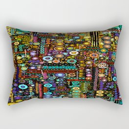 :: Chi-Town :: Rectangular Pillow