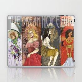 Les Mis Ladies Laptop & iPad Skin
