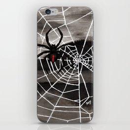Redback Spider iPhone Skin
