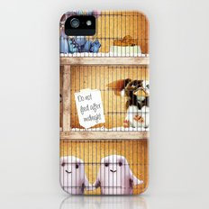 The Cosmic Pet Shop Slim Case iPhone (5, 5s)