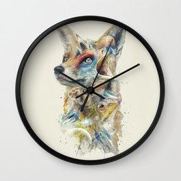 Heroes of Lylat Starfox Inspired Classy Geek Painting Wall Clock