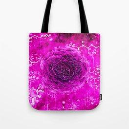 bacteria wsmag Tote Bag