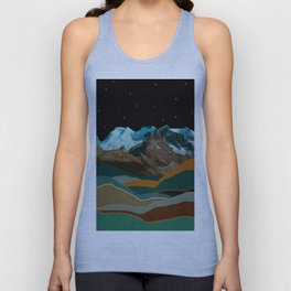 Choko Night Unisex Tank Top