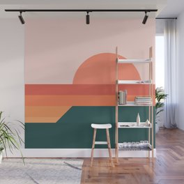 Sunseeker 08 Landscape Wall Mural