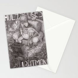 TV Knight Stationery Cards