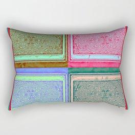Retro brightness No'18 Rectangular Pillow