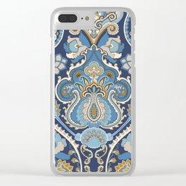 Adrian Paisley Kattegatt Clear iPhone Case