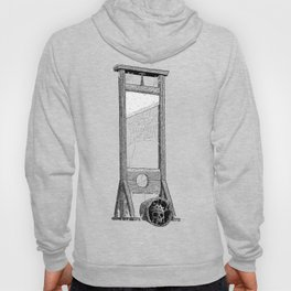 hungry guillotine Hoody