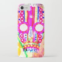 equality iPhone & iPod Cases featuring Equality by AKIKO