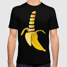 Gay Pride Banana T-shirt