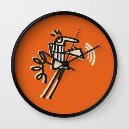 skip intro Wall Clock
