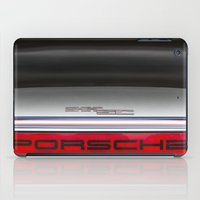 porsche iPad Cases featuring Porsche 911   by David Pyatt