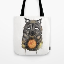 Copernicus the Sun Bear. Tote Bag