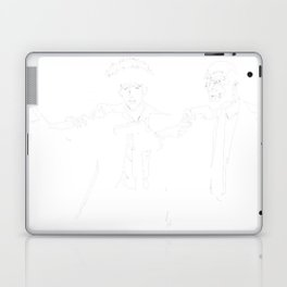 Spike Jet Knock Out - Cowboy Bebop Laptop & iPad Skin
