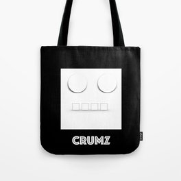 CRUMZ - Silly Robot - Bad Robot Tote Bag