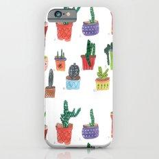 Cactos. Slim Case iPhone 6s