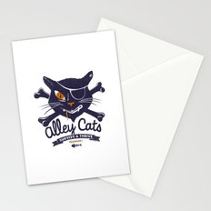 Alley Cats Stationery Cards