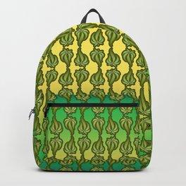 Ganja Pattern Backpack