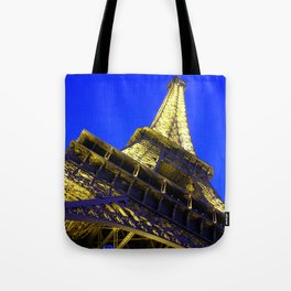 Eiffell Tower Tote Bag