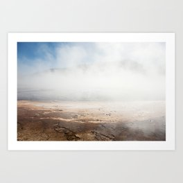 Yellowstone National Park 5 Art Print
