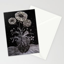 Flowers From Within. Stationery Cards