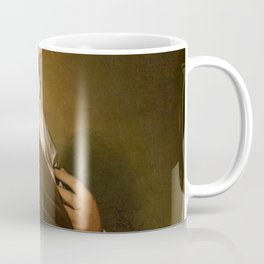Self portrait at twenty four - Jean-Auguste-Dominique Ingres Coffee Mug