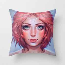 Cancer - The Star Sign Throw Pillow