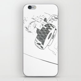 car wor iPhone Skin