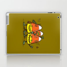 Candy Corn Bots Laptop & iPad Skin
