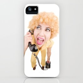 70's Geek iPhone Case