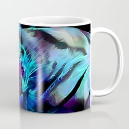 Blacklight Tiger Dreams Coffee Mug