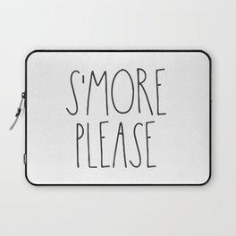 S'more Please Laptop Sleeve