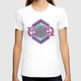 """CUBA"" T-shirt"