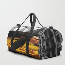 Wanderers Member Jacket Duffle Bag