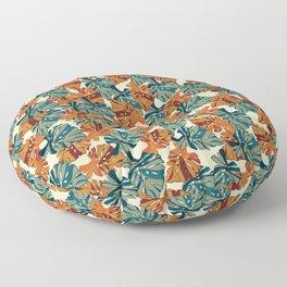 FLORALZ #37 Floor Pillow