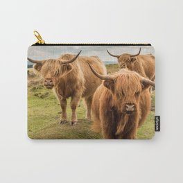 Three Highlanders Carry-All Pouch