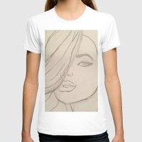jojo T-shirts featuring JoJo by Art By JuJu