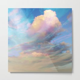 amazing sky xx Metal Print