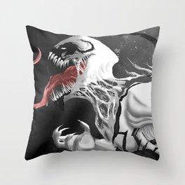 Anti Venom Throw Pillow
