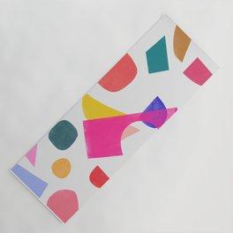 colored toys 2 Yoga Mat