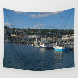 Torquay Harbour Wall Tapestry