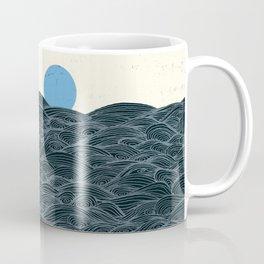 A Sea Symphony - Vaughan Williams Coffee Mug
