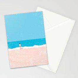 Beach 4 Stationery Cards