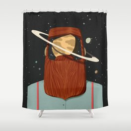 Your Planet Shower Curtain