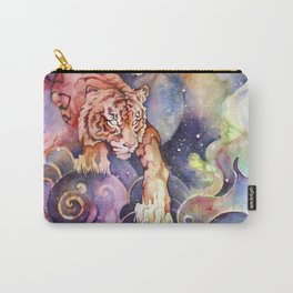 Space Tiger Carry-All Pouch