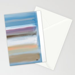 just lines and tones Stationery Cards
