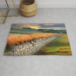 Hadrian's Wall Rug