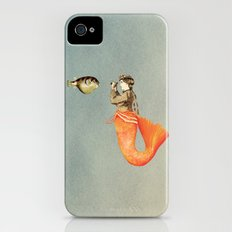 In search of realistic love iPhone (4, 4s) Slim Case