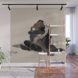 'Come Home' Wall Mural